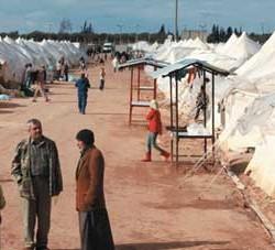 لاجئين-عراقيين
