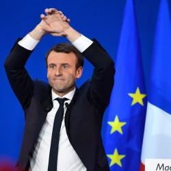 إيمانويل ماكرون الرئيس المفاجأة في بلد تسوده المفاجآت