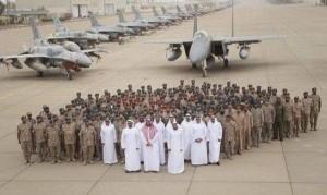 خيار التحالف العربي العسكري بات الخيار الوحيد