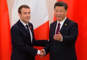 حذر اوروبي من المشروع الصيني