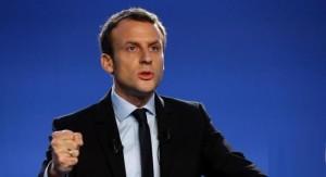 الرئيس الفرنسي دعا إلى الهدوء والحوار