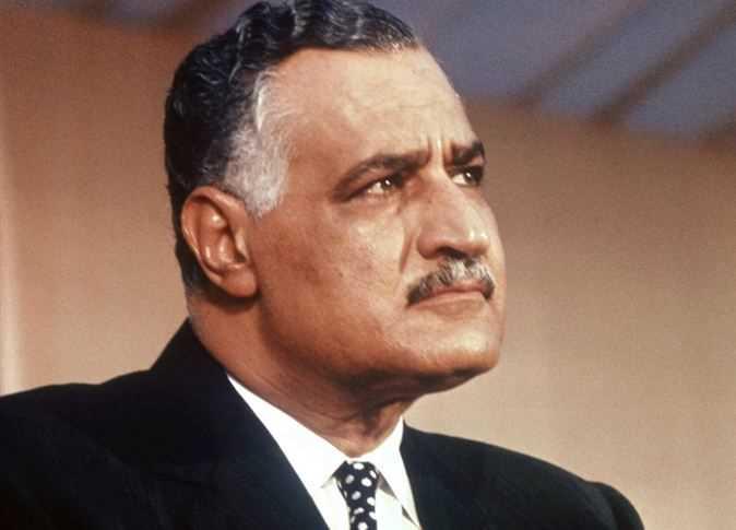 جمال عبدالناصر قال : أقلق بشدة ان لم يهاجمني الاعلام الغربي