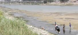 كارثة الجفاف في العراق