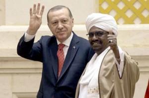 لم يرق للقاهرة عبور أردوغان إلى السودان