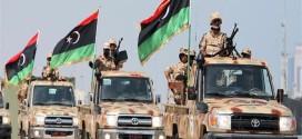الجيش الليبي يسيطر على درنه