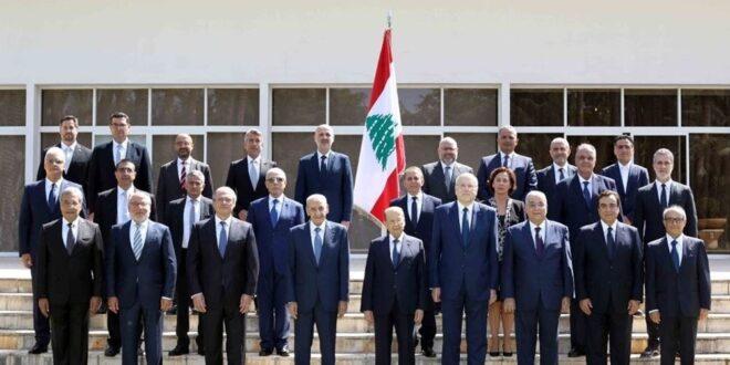 حكومة لبنان: محاصصة التوازنات الدقيقة والمهمات الصعبة